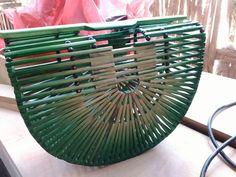 Bamboo bag maker