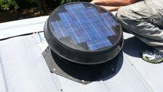 Solar Attic Fan, Radiant Barrier, Project Ideas, Projects, Solar Power, Solar Panels, Conditioning, Life Hacks, Gadgets