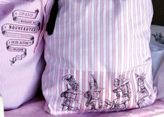 Handmade Romantic & Shabby Bags - Reader Feature - The Graphics Fairy