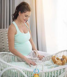 Prepararse para llegada del bebe