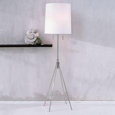 Adjustable Metal Floor Lamp