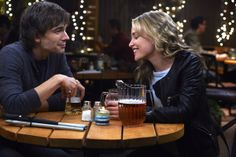 Still of Piper Perabo and Christopher Gorham in Covert Affairs
