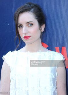 Actress Zoe Lister Jones attends CBS' 2015 Summer TCA Party at Pacific Design Center on August 10, 2015 in West Hollywood, California.