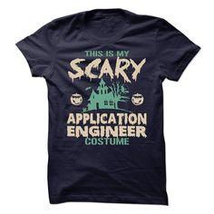 (Deal Tshirt 3 hour) Application Engineer Coupon Today Hoodies Tee Shirts