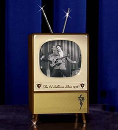 Elvis on Ed Sullivan.. I remember that well...I was sitting about 6 inches from the tv on the floor