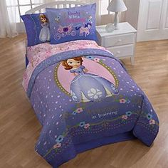Disney Princess Sofia The First Royal Bed Set Clover /& Robin MATTEL Figures NEW