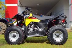 New 2017 Suzuki QuadSport Z90 ATVs For Sale in Florida. 2017 Suzuki QuadSport Z90, Perfect to start the little ones on the trails! Awesome for teaching them riding skills to be a great rider when they grow up! Call us for more info! 407-960-6826 2017 Suzuki QuadSport Z90 The 2017 Suzuki Z90 is the ideal ATV for young riders to grow skills with. Convenient features like an automatic transmission and electric starter help make this ATV suitable for supervised riders ages 12 and up. An…