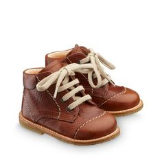 ANGULUS kids starter shoes STYLE 2281-101 Brown