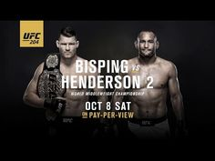 UFC (Ultimate Fighting Championship): UFC 204: Extended Preview