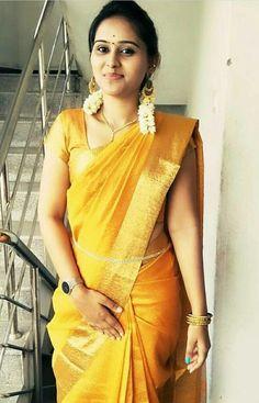 Need a mustard colour saree