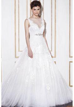 Wedding Dresses Enzoani Gao Blue By Enzoani 2014