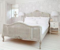 Grey Wicker Bedroom Furniture Ideas