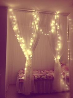 magical, #interior bedroom, #lights