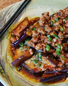 Ma Po Eggplant in Ga