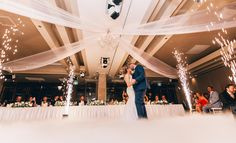 """Keep guests interacted during your Big Day with these fun wedding reception ideas. Make other brides say, """"I wish I did that at my wedding! Wedding Trends, Wedding Tips, Our Wedding, Dream Wedding, Wedding Shoes, Romantic Wedding Vows, Perfect Wedding, Wedding Ceremony, Wedding Receptions"""