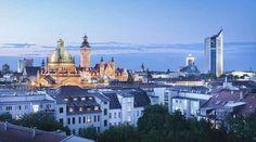 Leipzig, destino emergente de Alemania