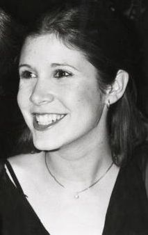 Celebrity - Carrie Fisher