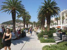 Split en Splitsko-Dalmatinska Županija