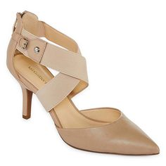 a7c8286aa3f89 FREE SHIPPING AVAILABLE! Buy Liz Claiborne Keegan Womens Pumps at  JCPenney.com today and