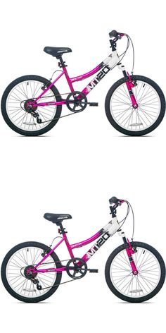 Other Cycling 2904 20 Mongoose Byte Girls 7 Speed Suspension
