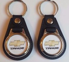 #Chevy #tahoe #keychain 2 pack  fob logo ,  View more on the LINK: http://www.zeppy.io/product/gb/2/291688991569/