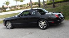 2002 Ford Thunderbird presented as lot J114 at Kissimmee, FL 2015 - image2