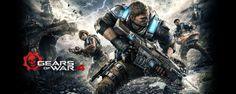Prueba Gears of War 4 en #ElcheJuega2016, uno de los grandes exclusivos de la consola de @Microsoft