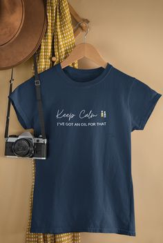 Show your passion for Essential Oils with this lovely Essential Oils Tee. Or give it as the perfect gift! Cool Shirts For Women, Clothes For Women, Feminist Shirt, Quality T Shirts, Girls Be Like, Women Empowerment, Casual Looks, Classic T Shirts, Female