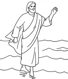 jesus coloring pages for kids coloring pages