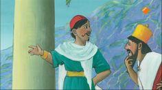 Bijbelverhalen voor kleuters. Als basis is de prachtige Prentenbijbel met illustraties van Marijke ten Cate (NBG, 2008).