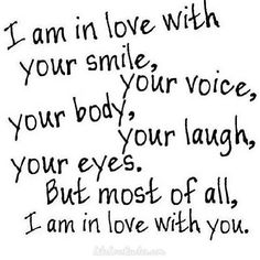 ((( <3 ))) I am in love with you V^V <3 V^V....