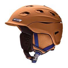 46c146ab Smith Optics Vantage Adult Ski Snowmobile Helmet – Matte Cargo / Medium