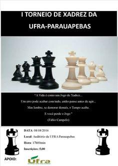 I Torneio De Xadrez Da Ufra