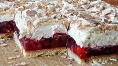 W garach u Gosi: Malinowa chmurka z chrupiącą bezą Cheesecake, Food And Drink, Cooking Recipes, Drinks, Sweet, Ethnic Recipes, Cellulite, Party Time, Cakes
