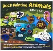 Rock Painting Book  Kit * For more information, visit image link.
