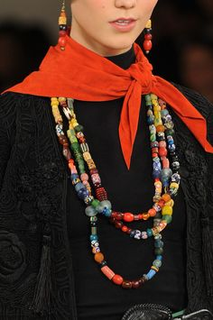 Ralph Lauren at New York Fashion Week Spring 2013 - Details Runway Photos