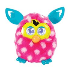 Have a blast interacting with your Pink Polka Dot Furby. This Furby Boom is the newest interactive Furby with 2 times as many lovable responses as the prior version.