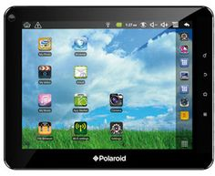 Polaroid 10-Inch Tablet with 3D Support