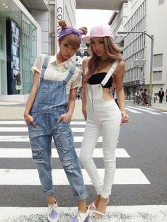Fashion 90s, Tokyo Fashion, Harajuku Fashion, Kawaii Fashion, Lolita Fashion, Look Fashion, Korean Fashion, Womens Fashion, Fashion Design