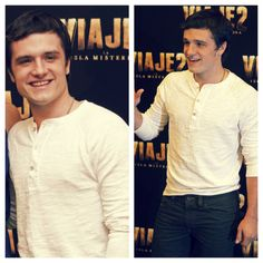 That smile.... Josh' smile....always getting cuter and cuter