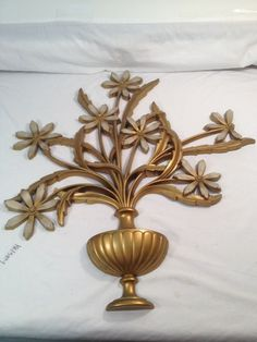 Flower Decor by TheCharmingAttic on Etsy, $12.50