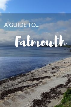 For the best things to see and do in Falmouth. To places to eat, fun places to go, this guide has it all. Thanks to one of our content team who has been there and seen it for herself. Stuff To Do, Things To Do, Good Things, Fun Places To Go, Uk Holidays, Going On A Trip, Falmouth, See It, Long Weekend