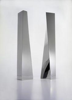 Crevasse Vases, 2005. Zaha Hadid