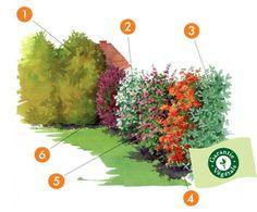 Ze haie... Garden Design, Loft, Nature, Outdoor, Gardens, Decorations, Shrubs, Plants, Green Ideas