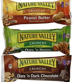 Nature Valley Bars Food Group