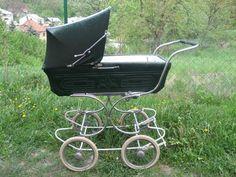 Ten máme nový | Mimibazar.sk Vintage Stroller, Vintage Pram, Baby Prams, Baby Strollers, Children, History, Kids Wagon, Decorations, Boys