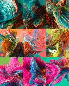 After his organic digital sculptures, Swedish graphic designer and director Jon Noorlander comes back with a similar series titled Knitted. Code Art, Generative Art, Retro Futuristic, 3d Artwork, Motion Design, Sculpture Art, 3 D, Prints, Poster