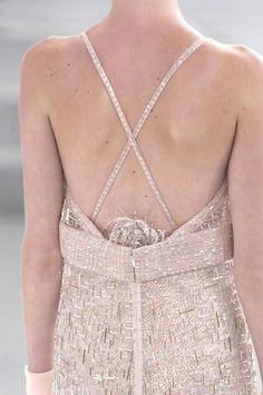 Chanel : haute couture primavera verao 2014 - Tempo da Delicadeza