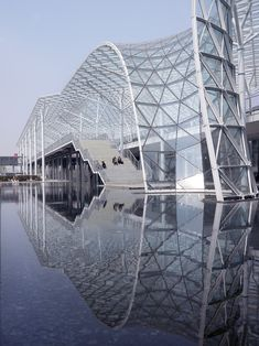 Milan Trade Fair in Milan, Italy :: Massimiliano Fuksas