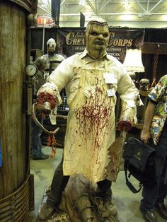 25 Most Terrifying Halloween Costumes
